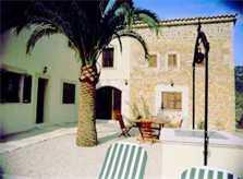 Patio Finca Mallorca mit Pool 8-10 Personen PM 302
