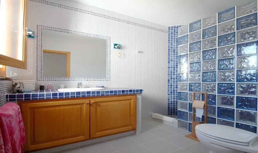 Badezimmer Ferienhaus Ibiza 6 Personen IBZ 10