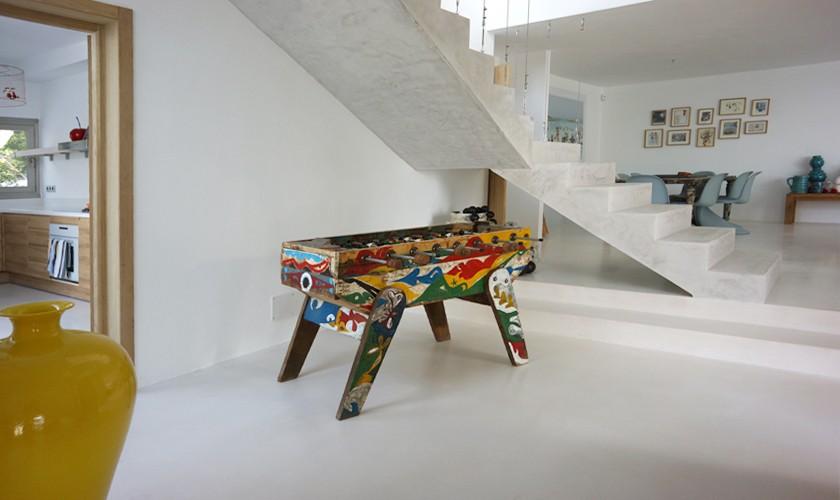 Treppe Ferienvilla Ibiza für 12 - 13 Personen IBZ 20
