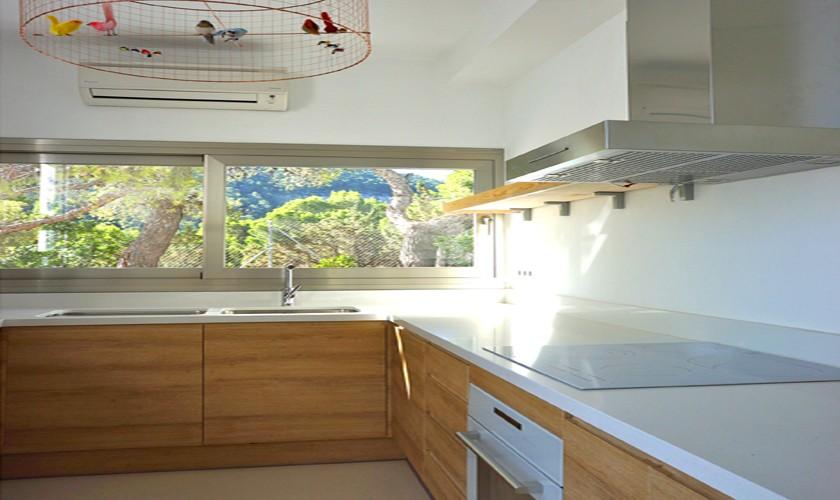 Küche Ferienvilla Ibiza für 12 - 13 Personen IBZ 20