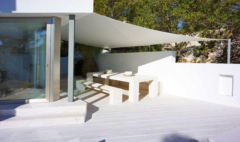 Terrasse Villa Ibiza für 12 - 13 Personen IBZ 20