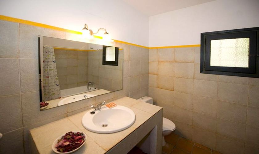 Badezimmer Finca Ibiza IBZ 21