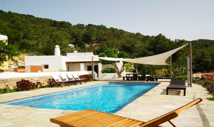 rustikale finca ibiza mit pool f r 7 personen mieten steiner fincas. Black Bedroom Furniture Sets. Home Design Ideas