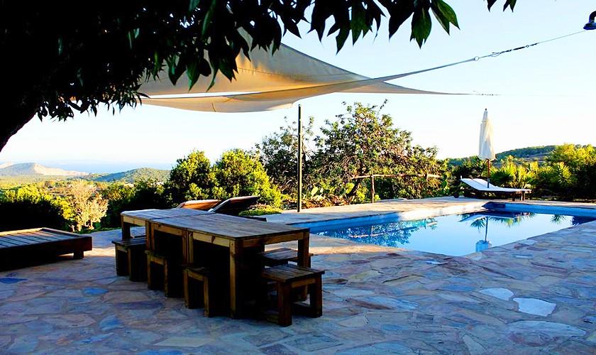 Terrasse Finca Ibiza IBZ 21
