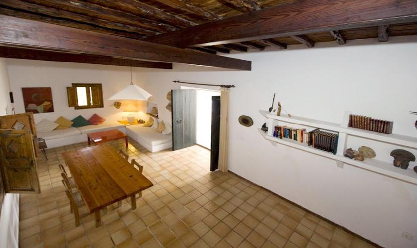 Wohnraum Finca Ibiza IBZ 21