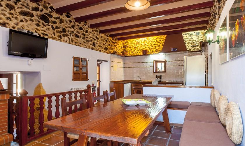 Esstisch Finca Ibiza Südwesten IBZ 22