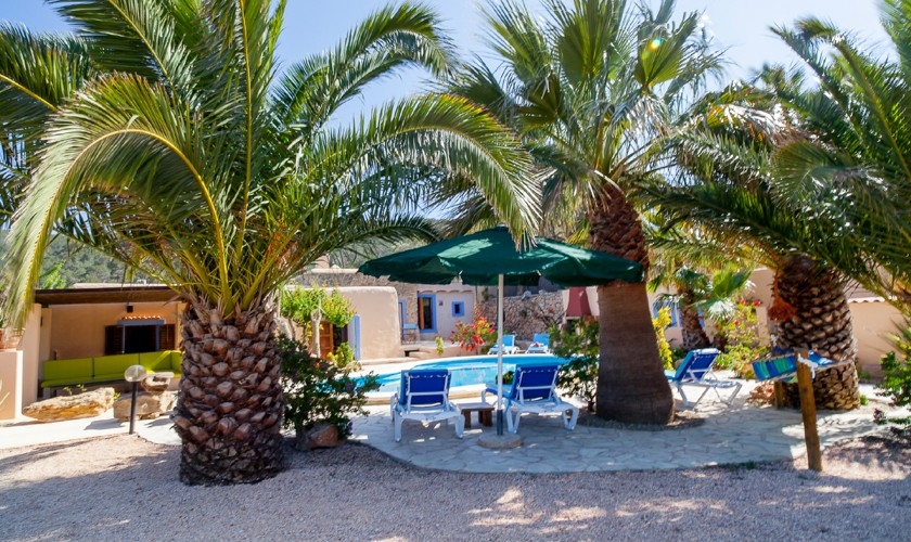 Garten Finca Ibiza IBZ 22