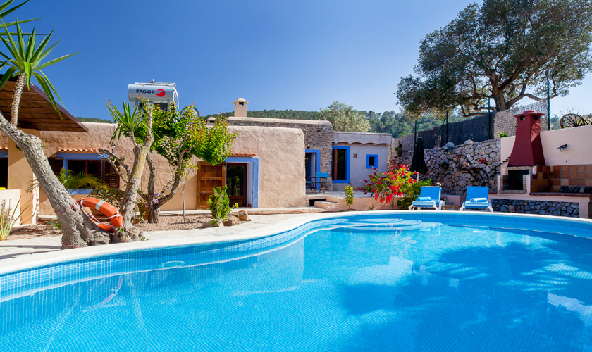 Pool und Finca Ibiza 5 Personen IBZ 22