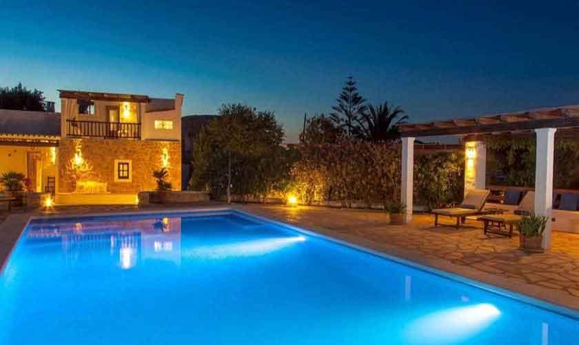 Pool und Ferienfinca Ibiza IBZ 23