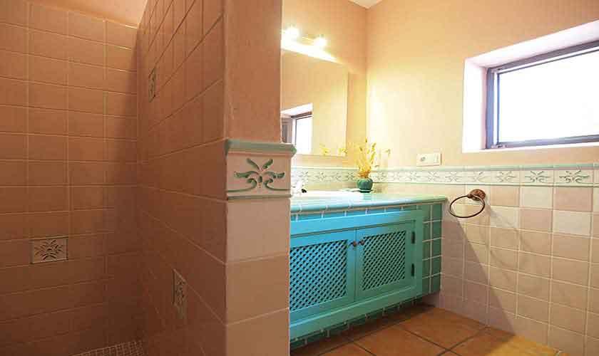 Badezimmer Villa Ibiza 10 Personen IBZ 24