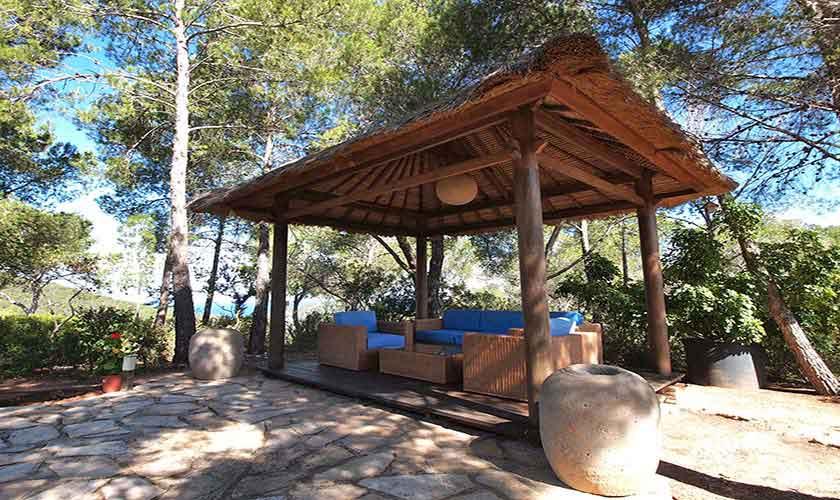 Lounge Villa Ibiza 10 Personen IBZ 24