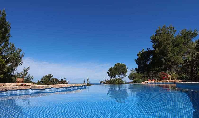 Pool Villa Ibiza 10 Personen IBZ 24