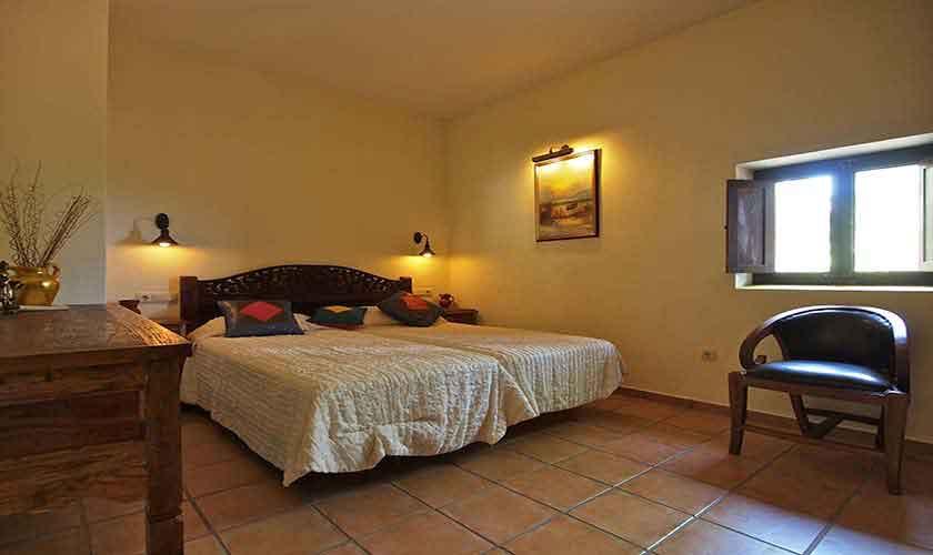 Schlafzimmer Villa Ibiza 10 Personen IBZ 24