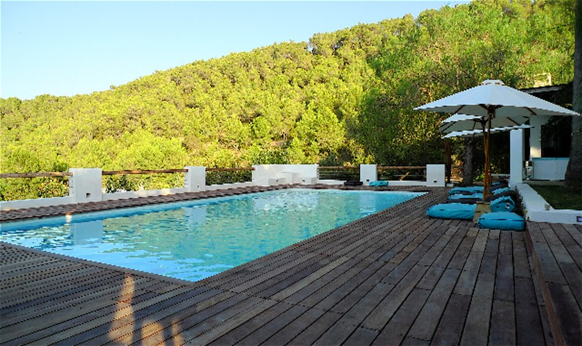 Pool Ferienfinca Ibiza 10 Personen IBZ 25