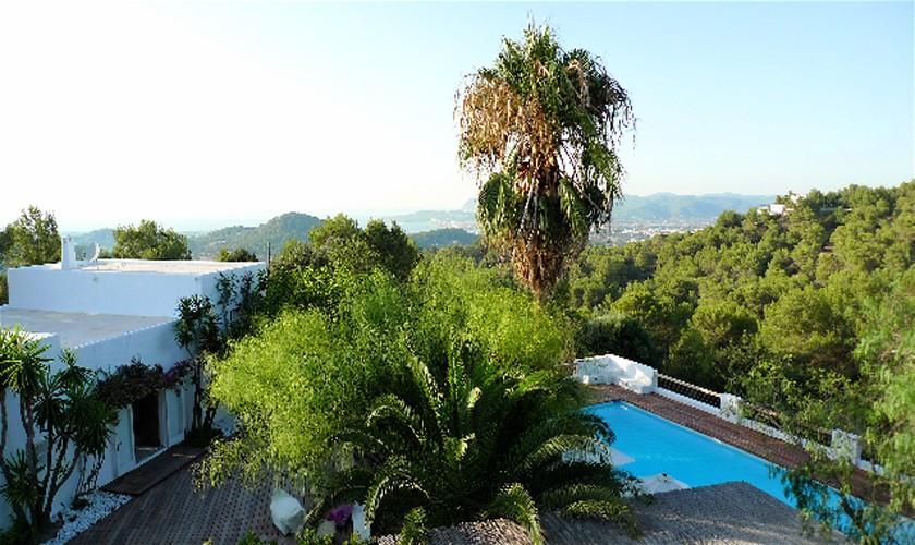 Pool und Finca Ibiza 10 Personen IBZ 25