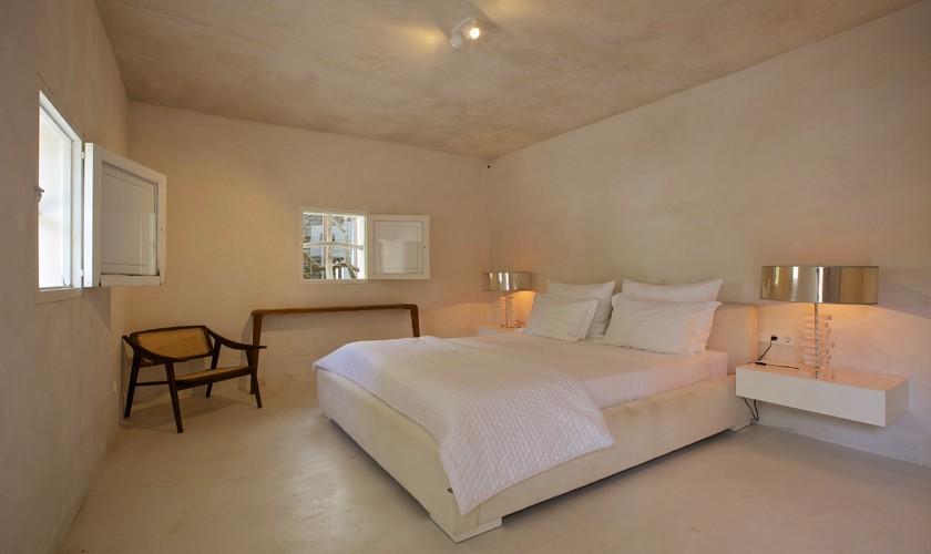 Schlafzimmer Ferienvilla Ibiza 10 Personen IBZ 25