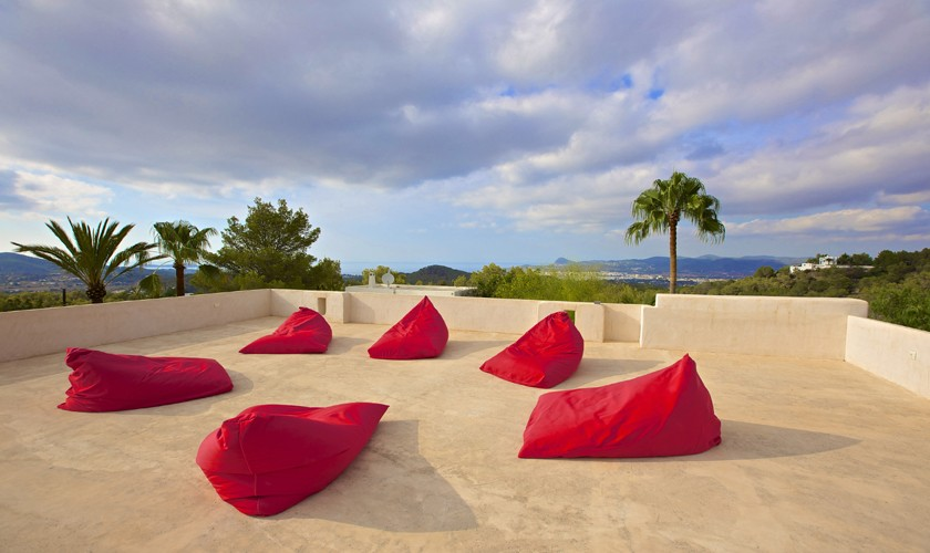 Pool Exklusive Finca Ibiza 10 Personen IBZ 25