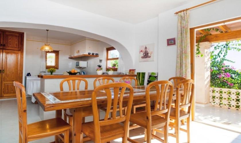Esstisch Ferienvilla Ibiza IBZ 27