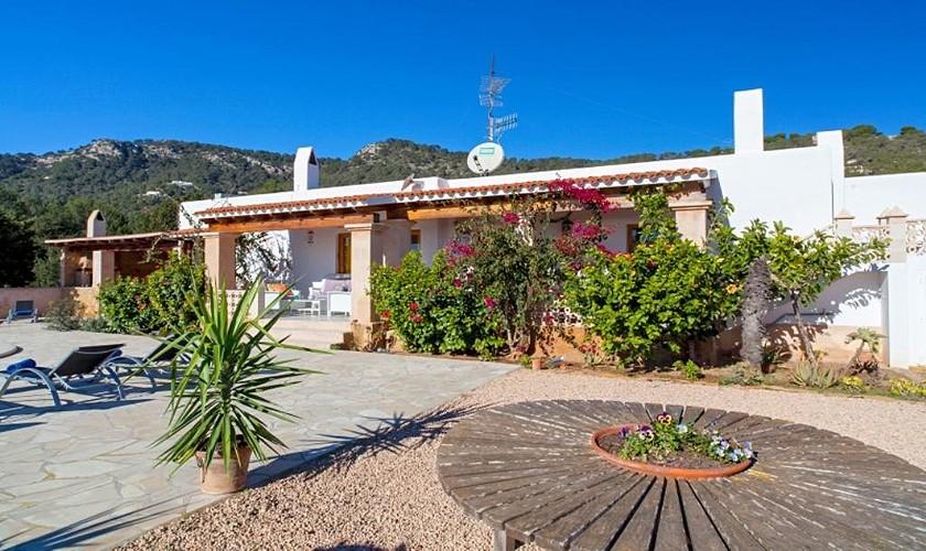 Garten Ferienhaus Ibiza IBZ 27