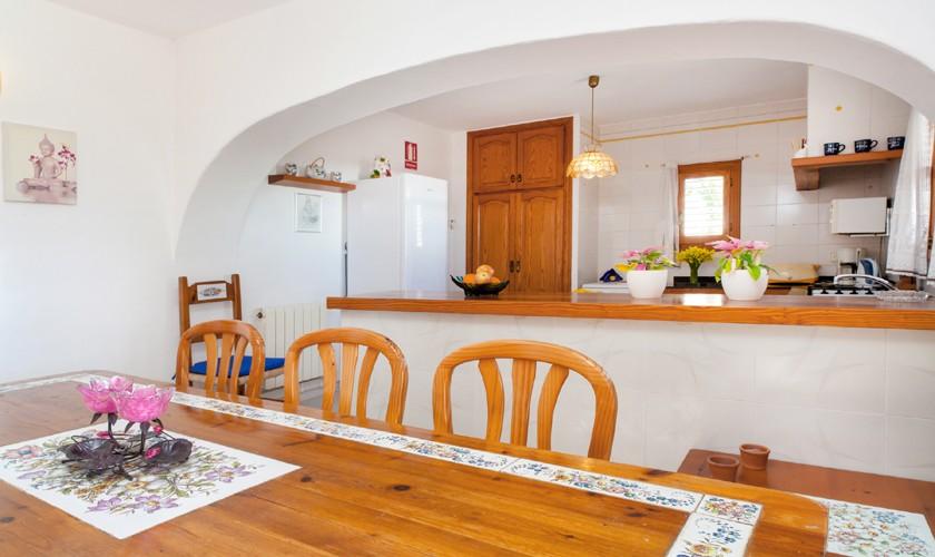 Küche Villa Ibiza IBZ 27