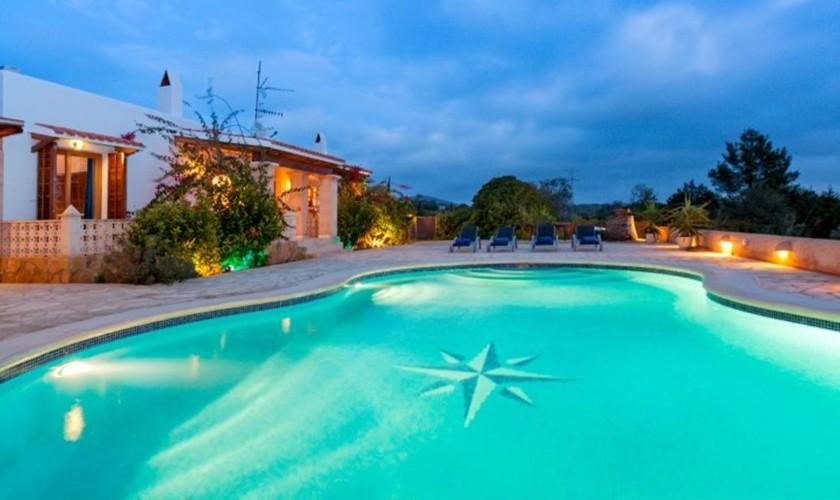 Pool und Finca Ibiza 6 Personen BZ 27