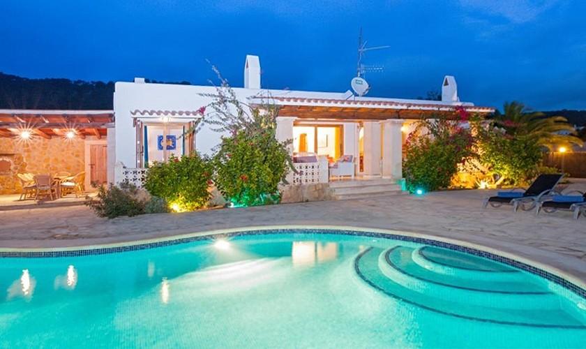 Pool und Ferienhaus Ibiza IBZ 27