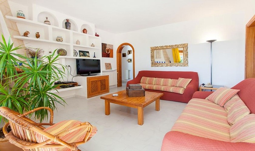 Wohnraum Ferienhaus Ibiza IBZ 27