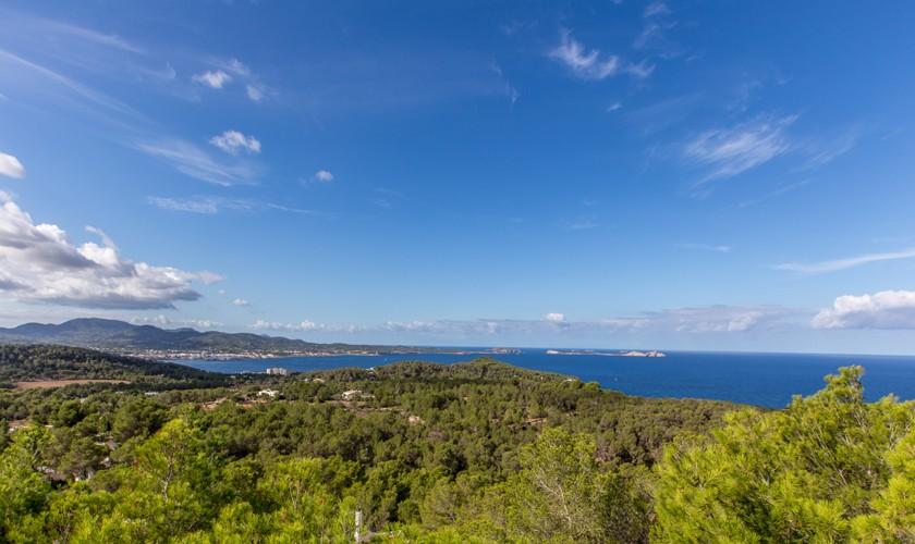 Meerblick Villa Ibiza 6 Personen IBZ 31