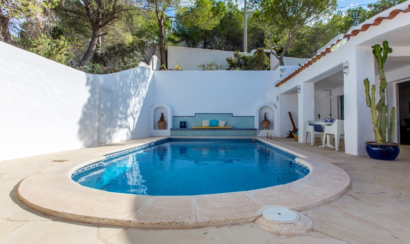Pool Ferienvilla Ibiza IBZ 31