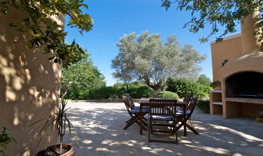 Barbecue Ferienfinca Ibiza IBZ 35