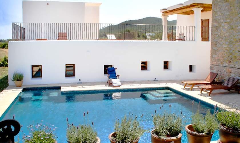 Pool und Finca Ibiza IBZ 46