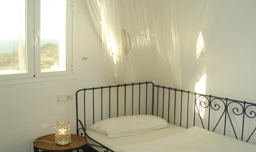 Einzelzimmer Ferienvilla Ibiza Meerblick IBZ 50