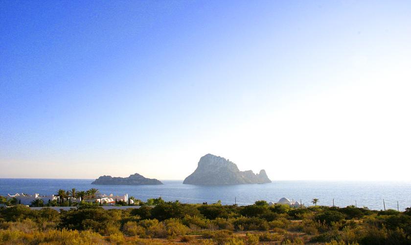 Meerblick Ferienvilla Ibiza IBZ 50