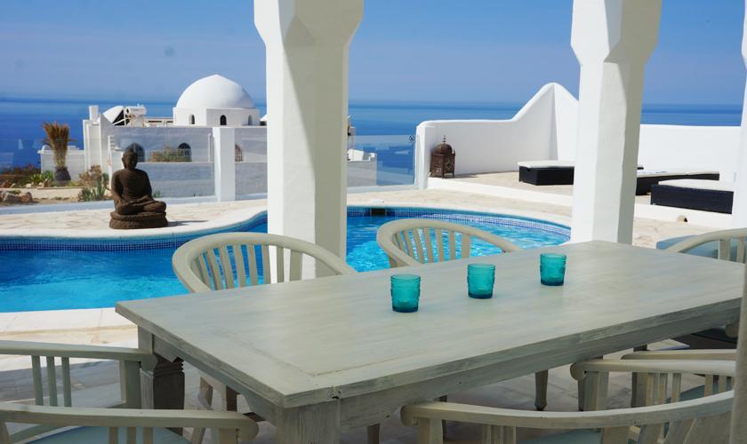 Poolblick Villa Ibiza IBZ 50
