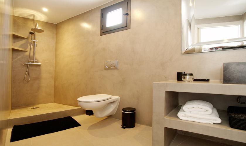 Badezimmer Ferienvilla Ibiza 12 Personen IBZ 58