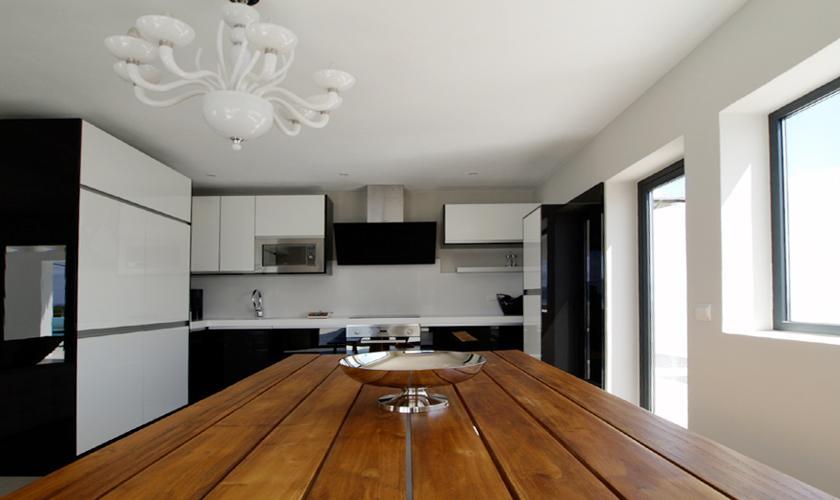 Küche Villa Ibiza 12 Personen IBZ 58