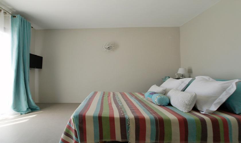 Schlafzimmer Ferienvilla Ibiza 12 Personen IBZ 58