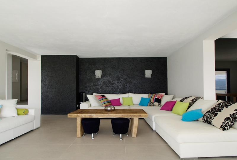 Wohnraum Villa Ibiza 12 Personen IBZ 58