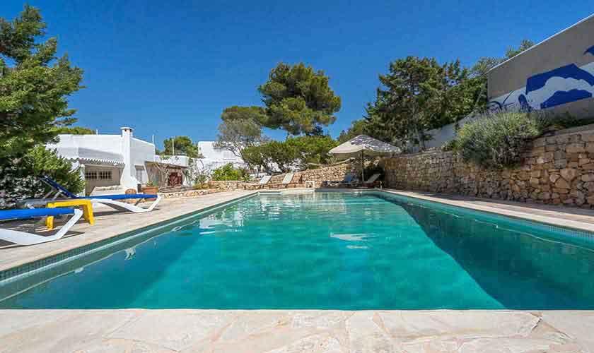 Pool und Finca Ibiza 10 Personen Ibz 61