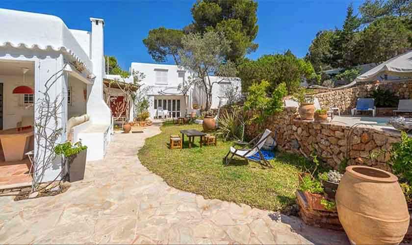 Garten Finca Ibiza 10 Personen Ibz 61