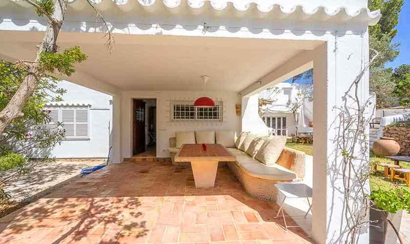 Terrasse Ferienvilla Ibiza 10 Personen Ibz 61