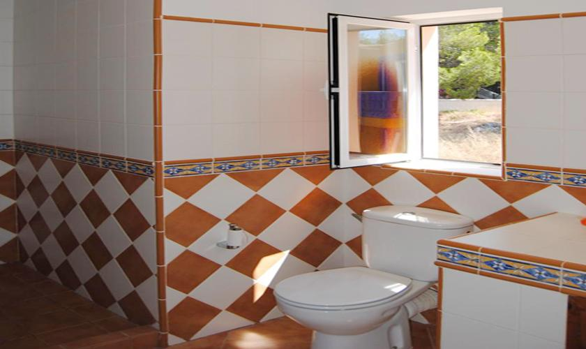 Badezimmer Ferienhaus Ibiza IBZ 63