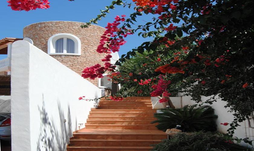 Treppen Ferienhaus Ibiza IBZ 63