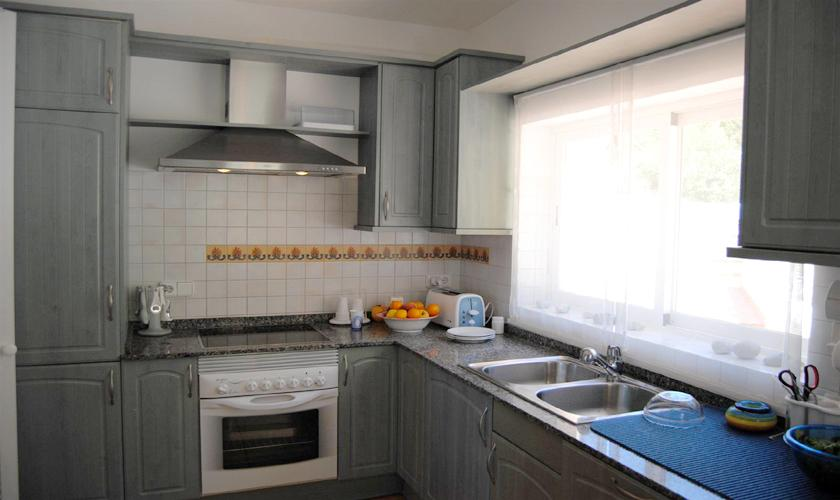 Küche Ferienvilla Ibiza IBZ 63