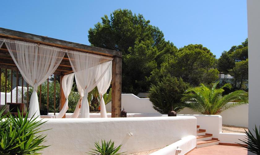 Terrasse Villa Ibiza IBZ 63