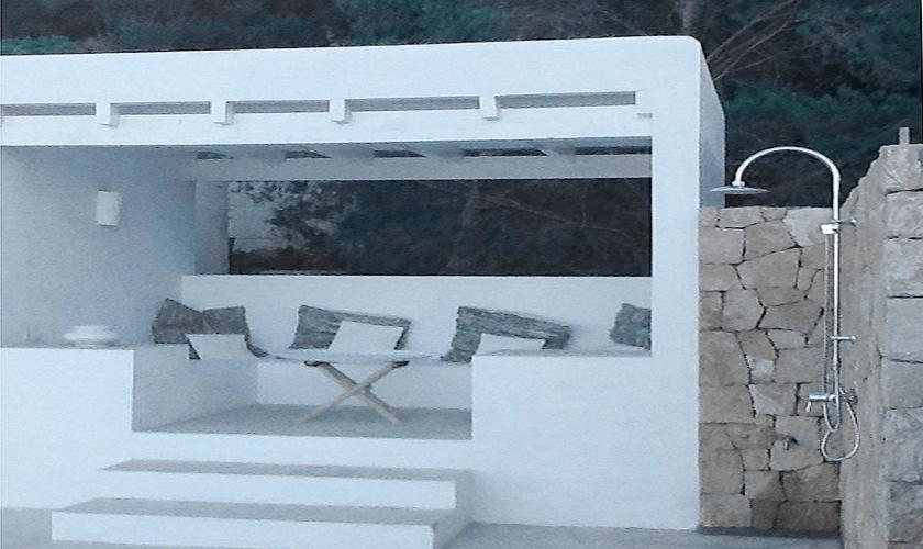 Chillout Bereich Villa Ibiza 6 Personen IBZ 65