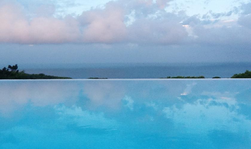Meerblick vom Ferienhaus Ibiza IBZ 65