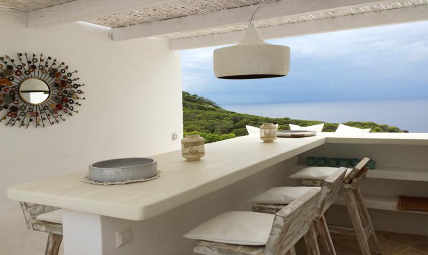 Meerblick Villa Ibiza 6 Personen IBZ 65