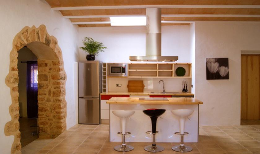 Küche Villa Ibiza IBZ 66