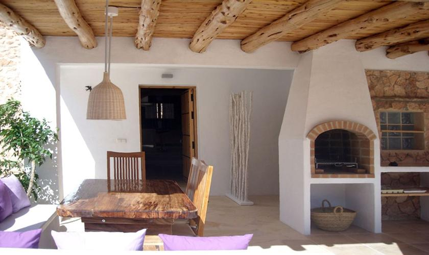 Terrasse  Villa Ibiza IBZ 66